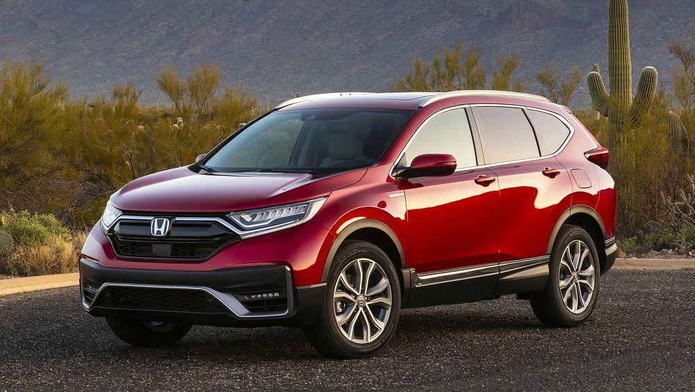 Надёжный автомобиль для России Honda CR-V