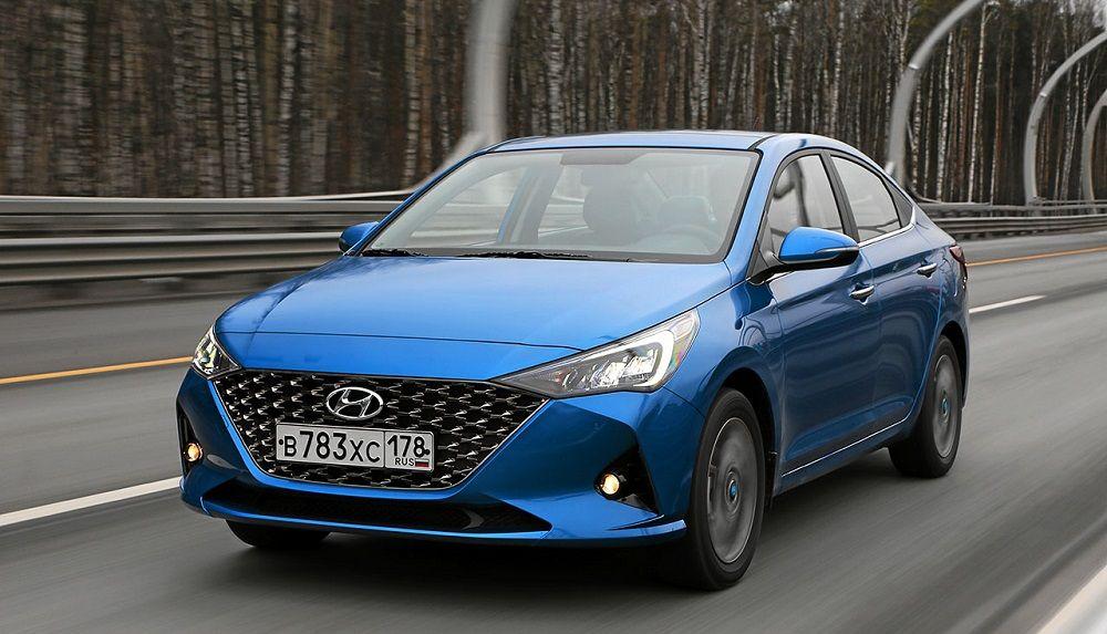 Надёжный автомобиль для России Hyundai Solaris