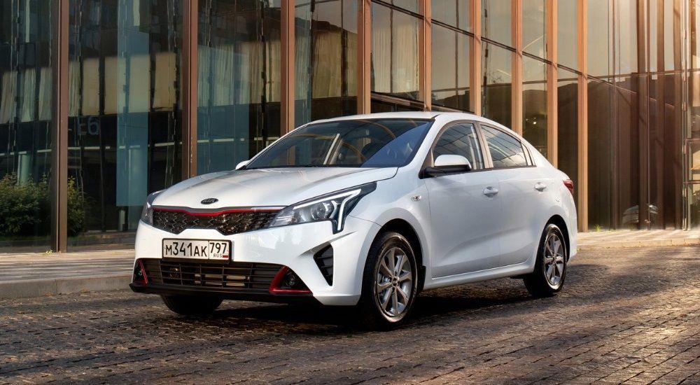 Надёжный автомобиль для России Kia Rio