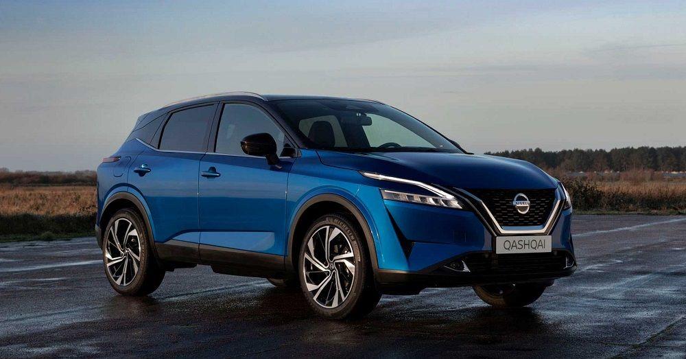 Надёжный автомобиль для России Nissan Qashqai