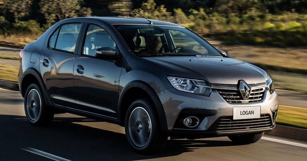 Надёжный автомобиль для России Renault Logan