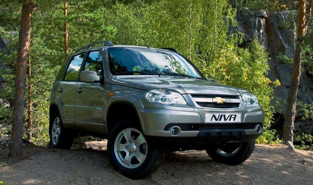 Надёжный отечественный автомобиль Chevrolet Niva