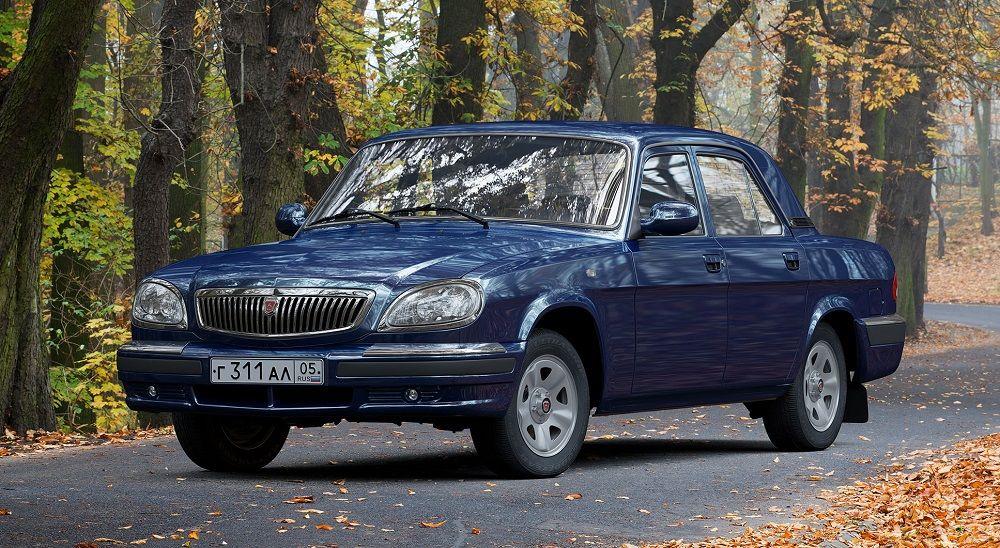 Надёжный отечественный автомобиль ГАЗ 31105 «Волга»
