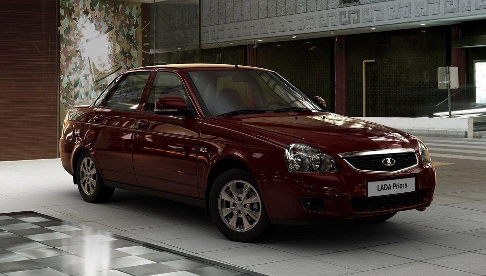 Надёжный отечественный автомобиль Lada Priora