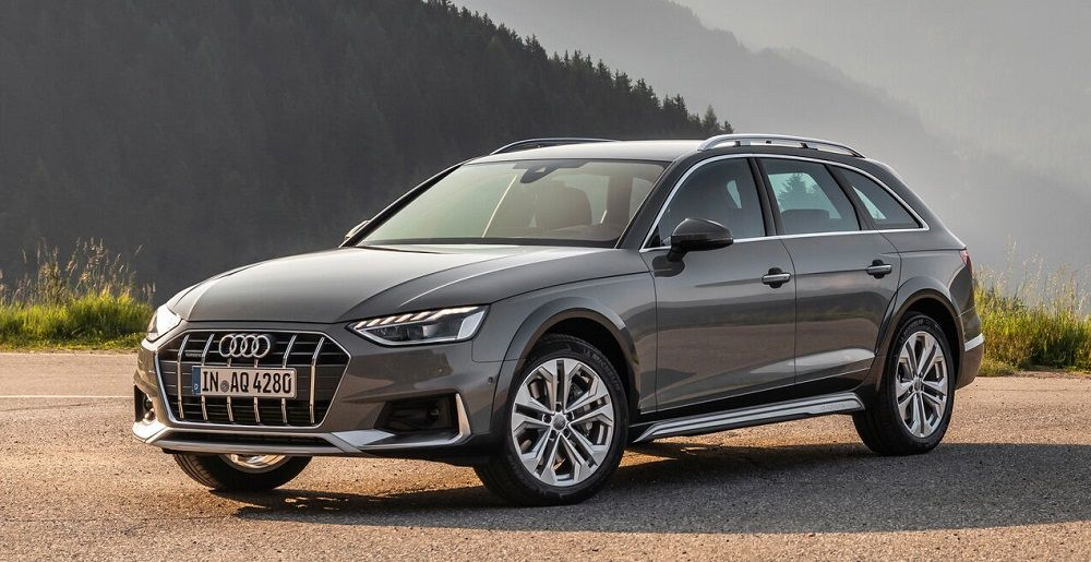 Немецкий автомобиль Audi A4 Allroad quattro