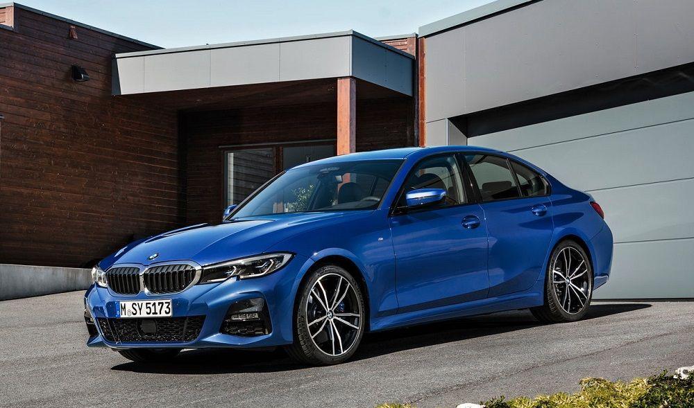 Немецкий автомобиль BMW 3 Series