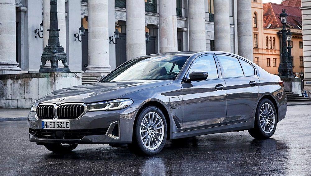 Немецкий автомобиль BMW 5 Series