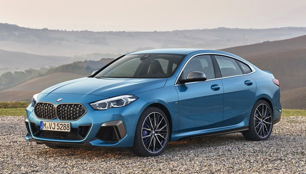 Немецкий автомобиль BMW 2 Series