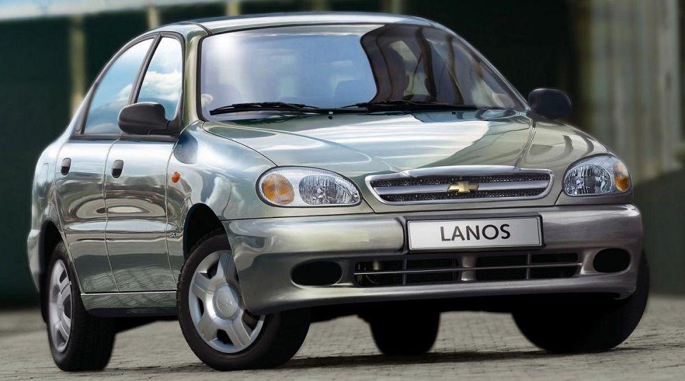 Подержанный автомобиль до 50 тысяч Chevrolet Lanos