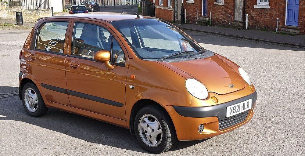 Подержанный автомобиль до 50 тысяч Daewoo Matiz