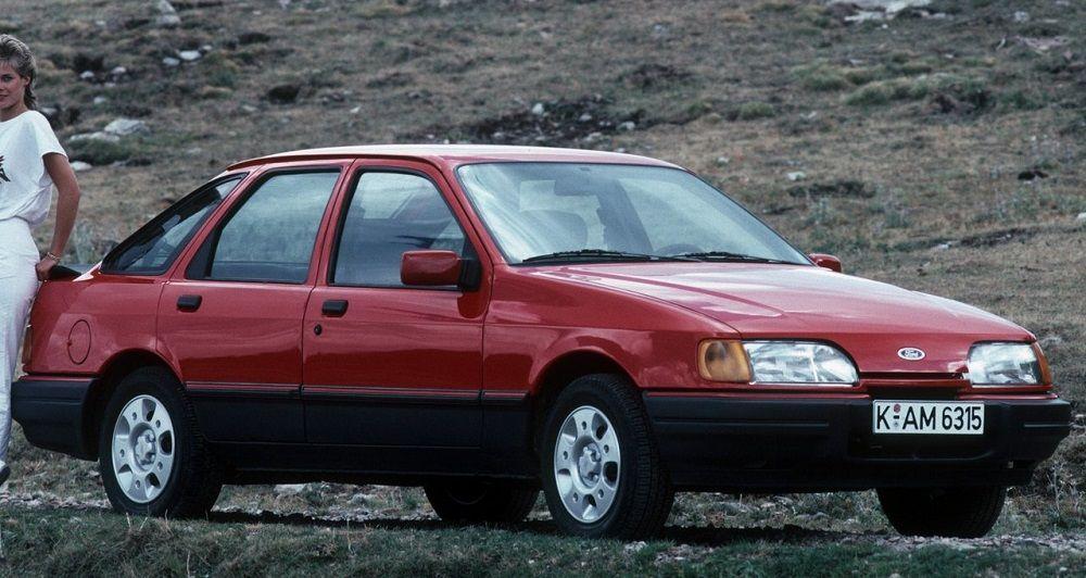 Подержанный автомобиль до 50 тысяч Ford Sierra
