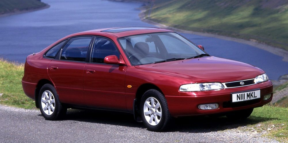 Подержанный автомобиль до 50 тысяч Mazda 626