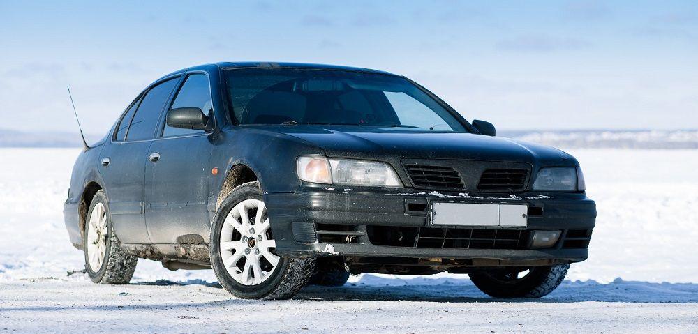 Подержанный автомобиль до 50 тысяч Nissan Maxima