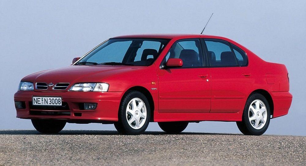 Подержанный автомобиль до 50 тысяч Nissan Primera