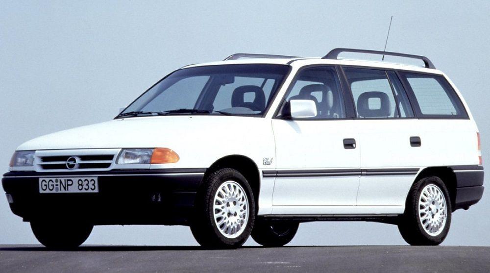 Подержанный автомобиль до 50 тысяч Opel Astra