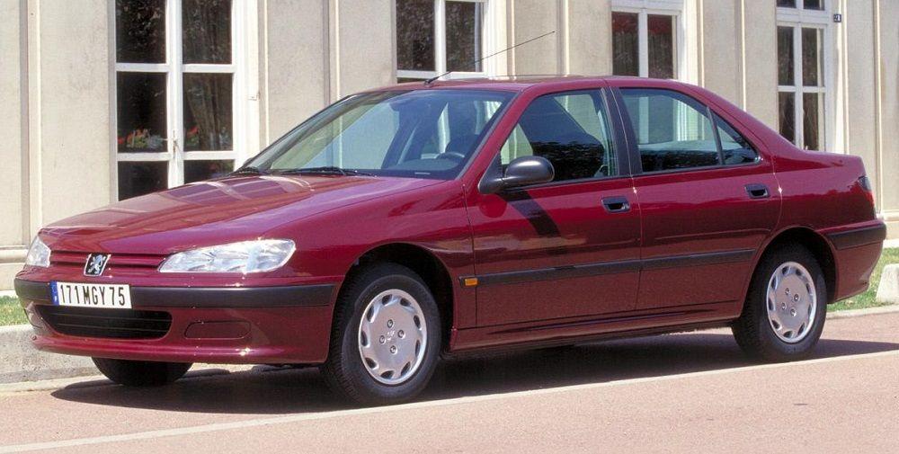Подержанный автомобиль до 50 тысяч Peugeot 406