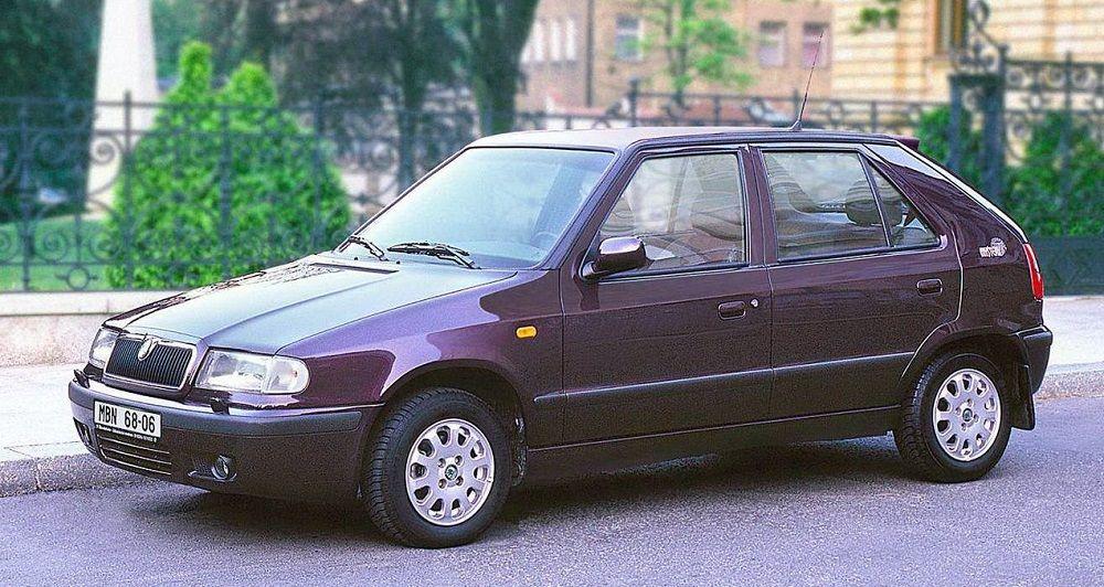 Подержанный автомобиль до 50 тысяч Skoda Felicia