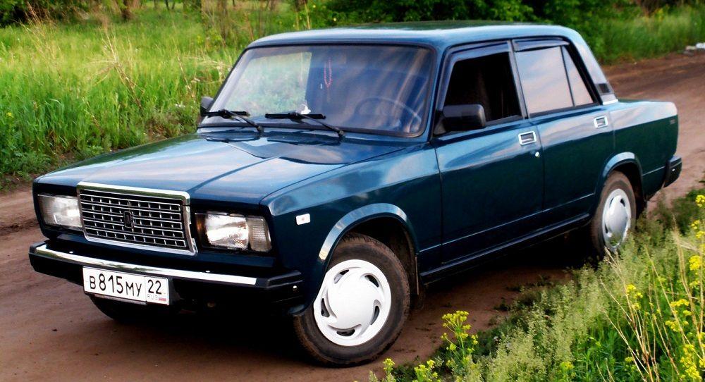 Подержанный автомобиль до 50 тысяч ВАЗ 2107