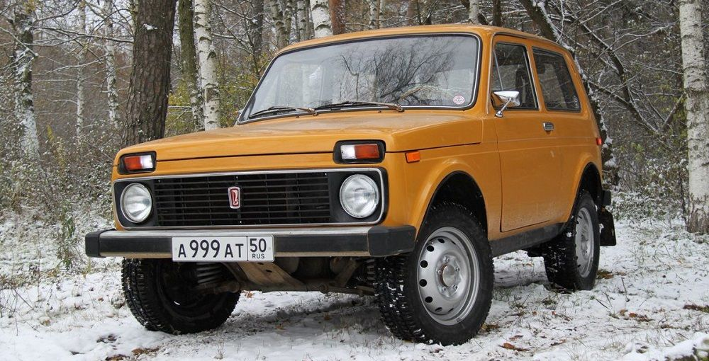 Подержанный автомобиль до 50 тысяч ВАЗ НИВА 2121