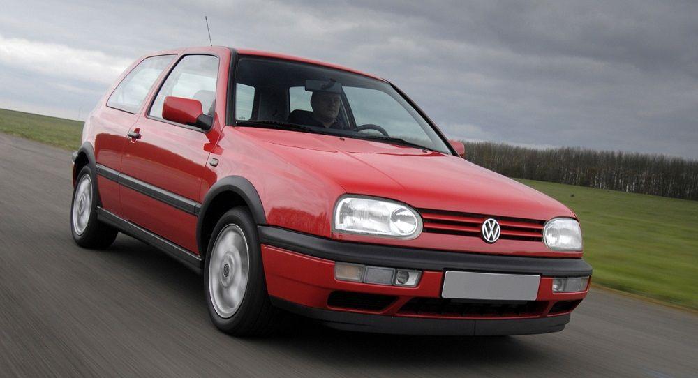 Подержанный автомобиль до 50 тысяч Volkswagen Golf