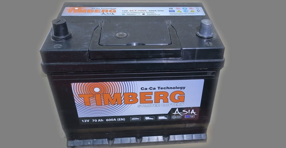Польский аккумулятор Timberg Asia