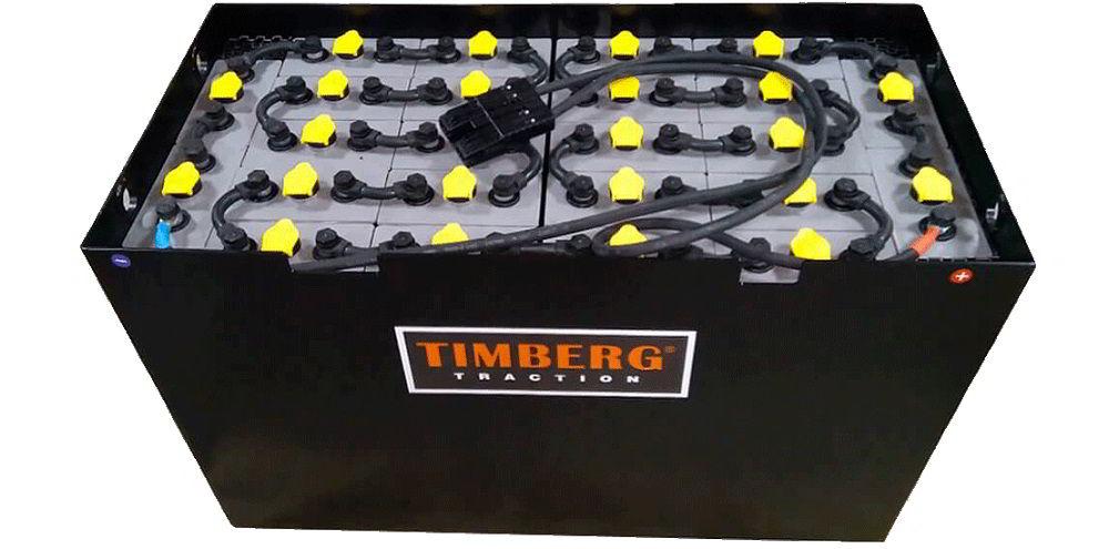 Польский аккумулятор Timberg Traction