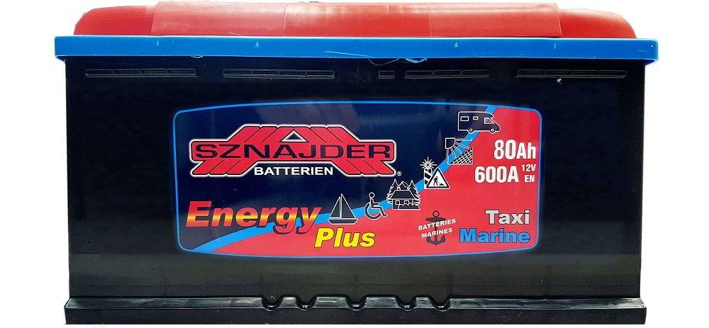 Польский аккумулятор ZAP Sznajder Energy Plus