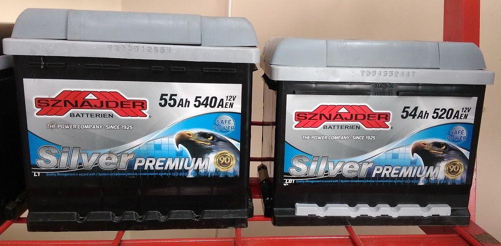 Польский аккумулятор ZAP Sznajder Silver Premium