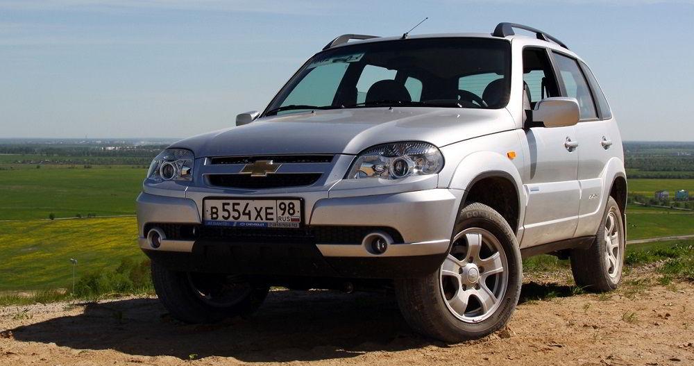 Популярный автомобиль с пробегом Chevrolet Niva