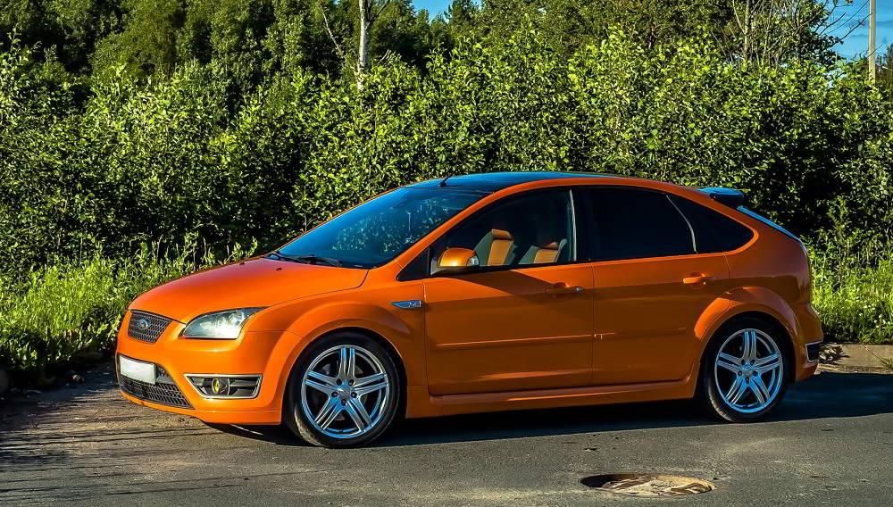Популярный автомобиль с пробегом Ford Focus