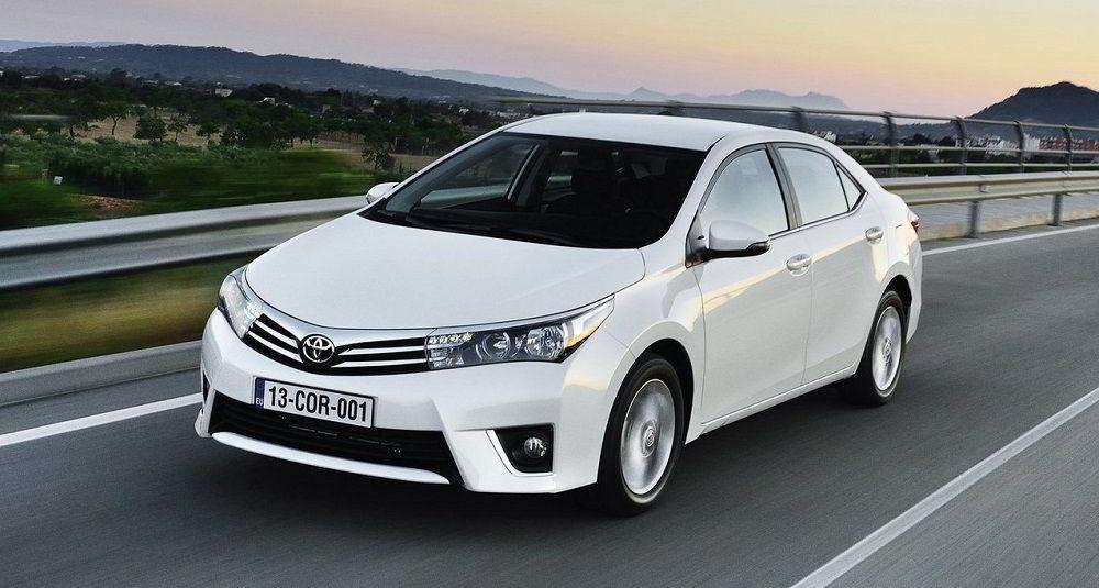 Популярный автомобиль с пробегом Toyota Corolla XI