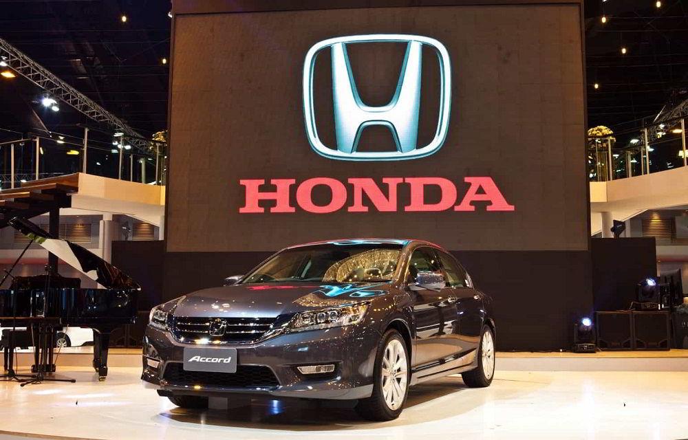 Популярный автопроизводитель Honda Motors