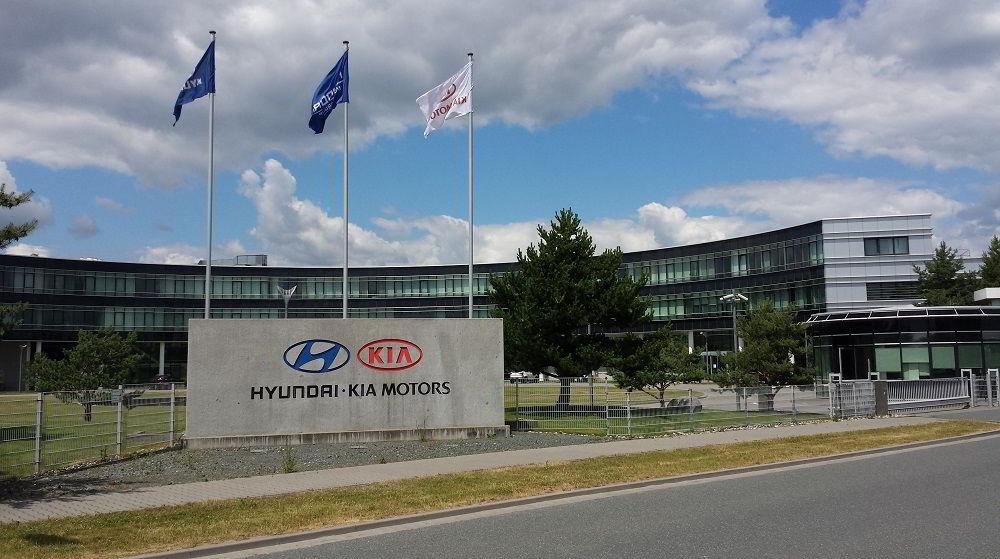 Популярный автопроизводитель Hyundai-Kia