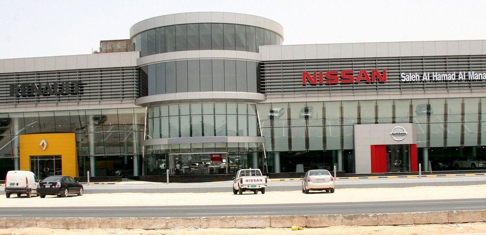 Популярный автопроизводитель Renault-Nissan