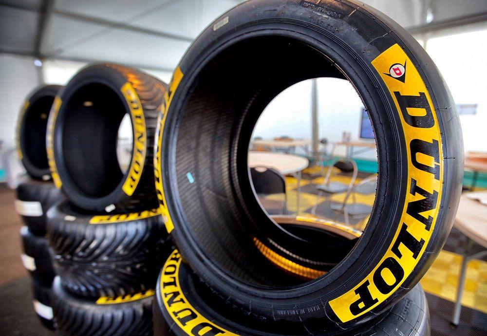 Шины от производителя Dunlop