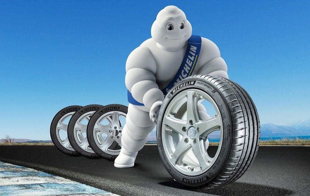 Шины от производителя Michelin