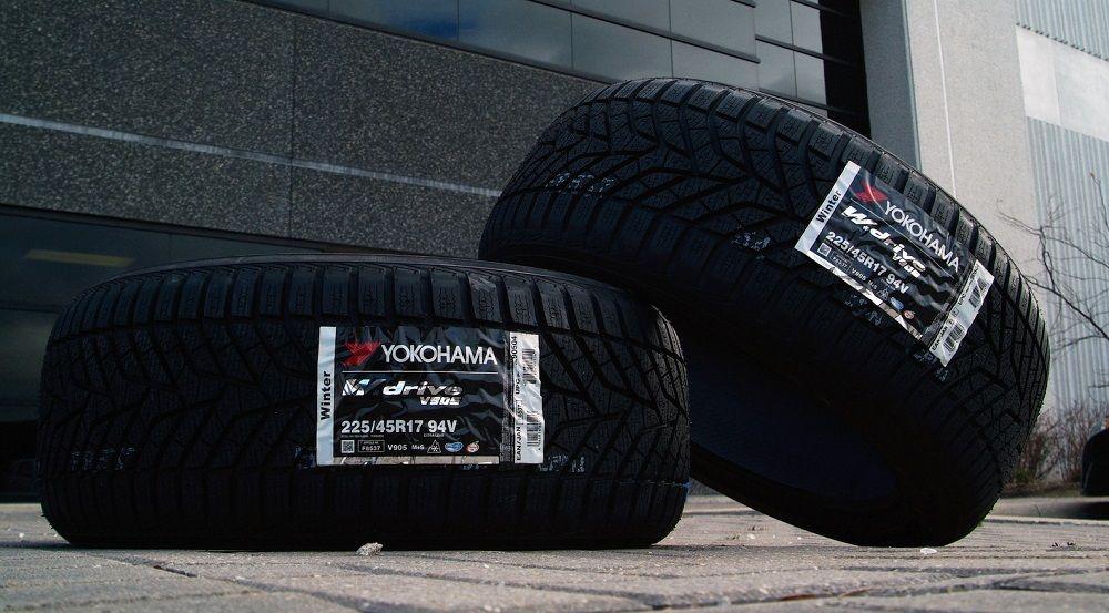 Шины от производителя Yokohama