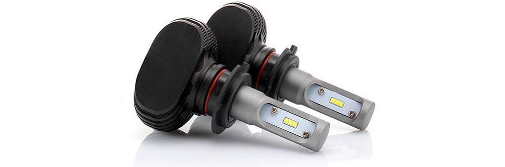 Светодиодные лампы для авто H7-S1 6 CSP LED Seoul