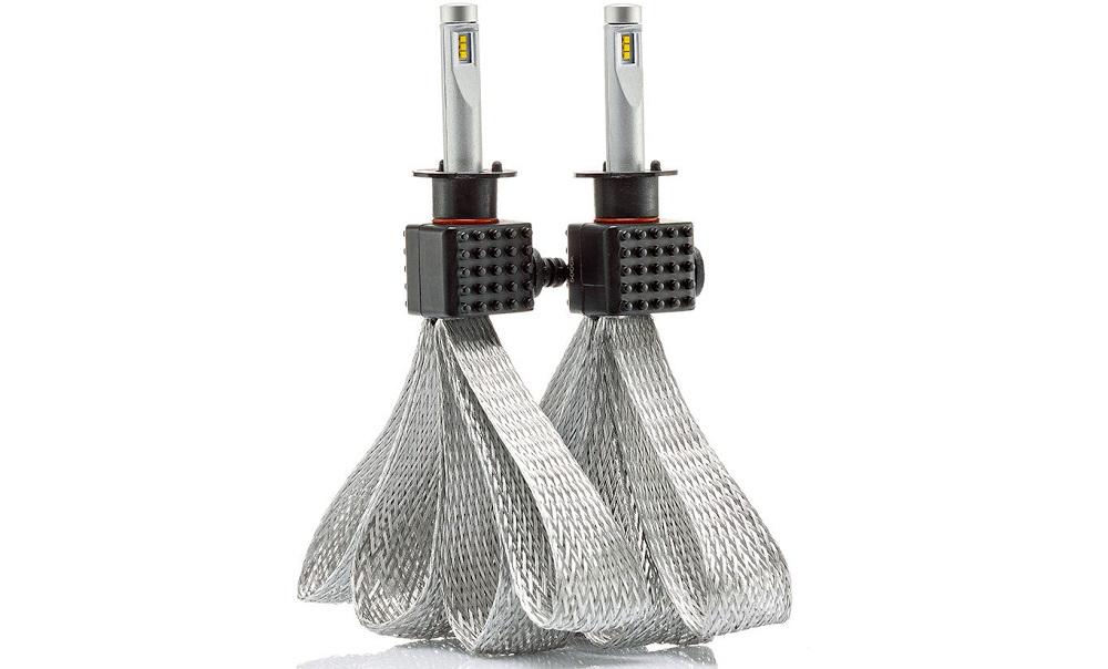 Светодиодные лампы для авто Philips ZES H1-G9TB