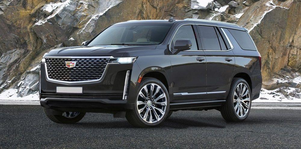 Внедорожник для России Cadillac Escalade