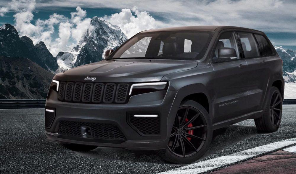 Внедорожник для России Jeep Grand Cherokee