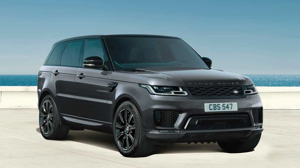 Внедорожник для России Land Rover Sport