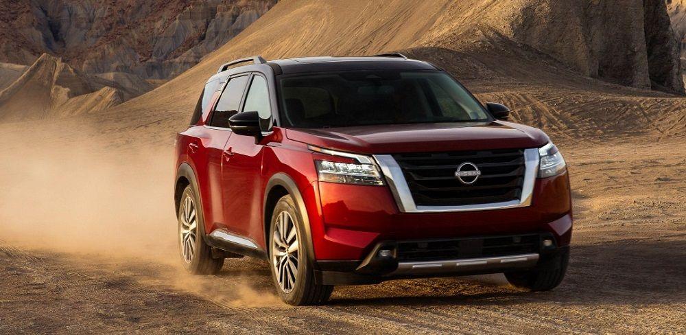 Внедорожник для России Nissan Pathfinder