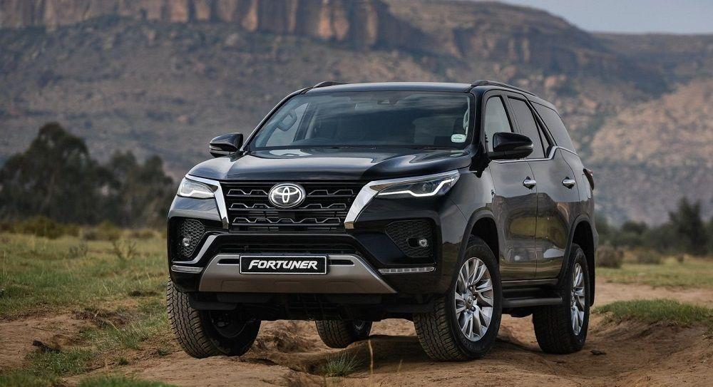 Внедорожник для России Toyota Fortuner