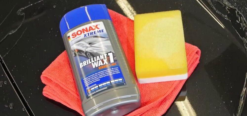 Воск для автомобиля Sonax Xtreme Brilliant Wax