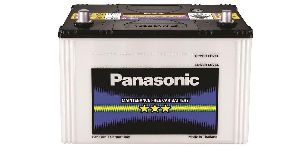 Японский аккумулятор Panasonic MF Standard