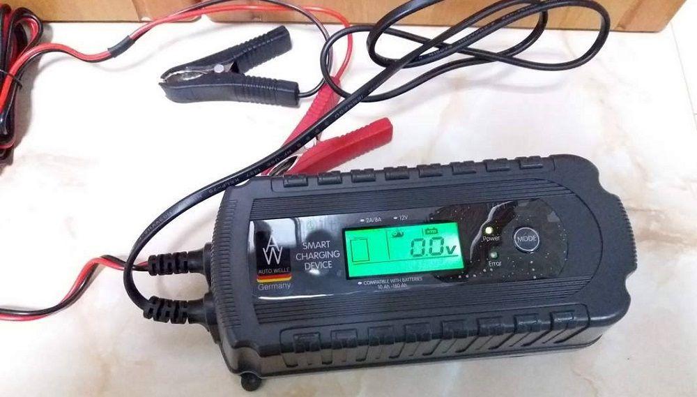 Зарядное устройство для аккумулятора Auto Welle AW05-1208