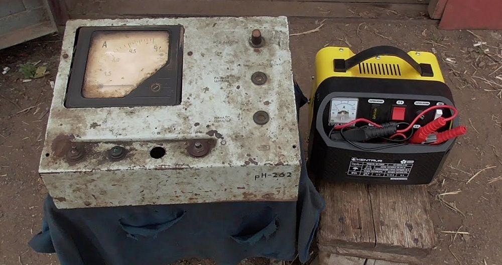 Зарядное устройство для аккумулятора Кентавр ЗП-210НП