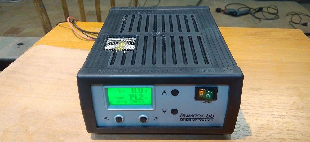 Зарядное устройство для аккумулятора Вымпел 55