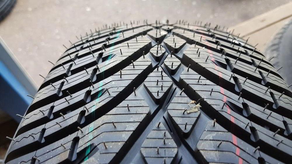 Зимние нешипованные шины BFGoodrich g-Force Winter 2